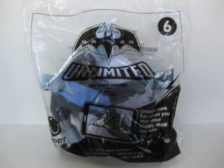 2015 McDonalds - #6 Solomon Grundy - Batman Unlimited